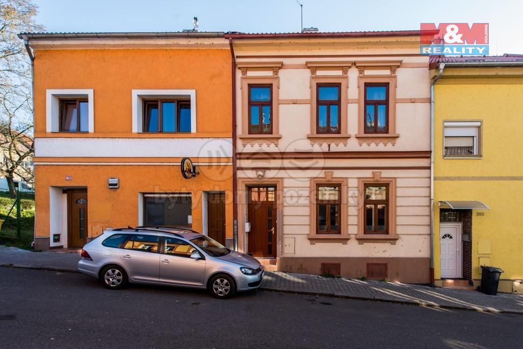 Prodej nájemního domu, 345 m², Bílina, ul. Hasičská