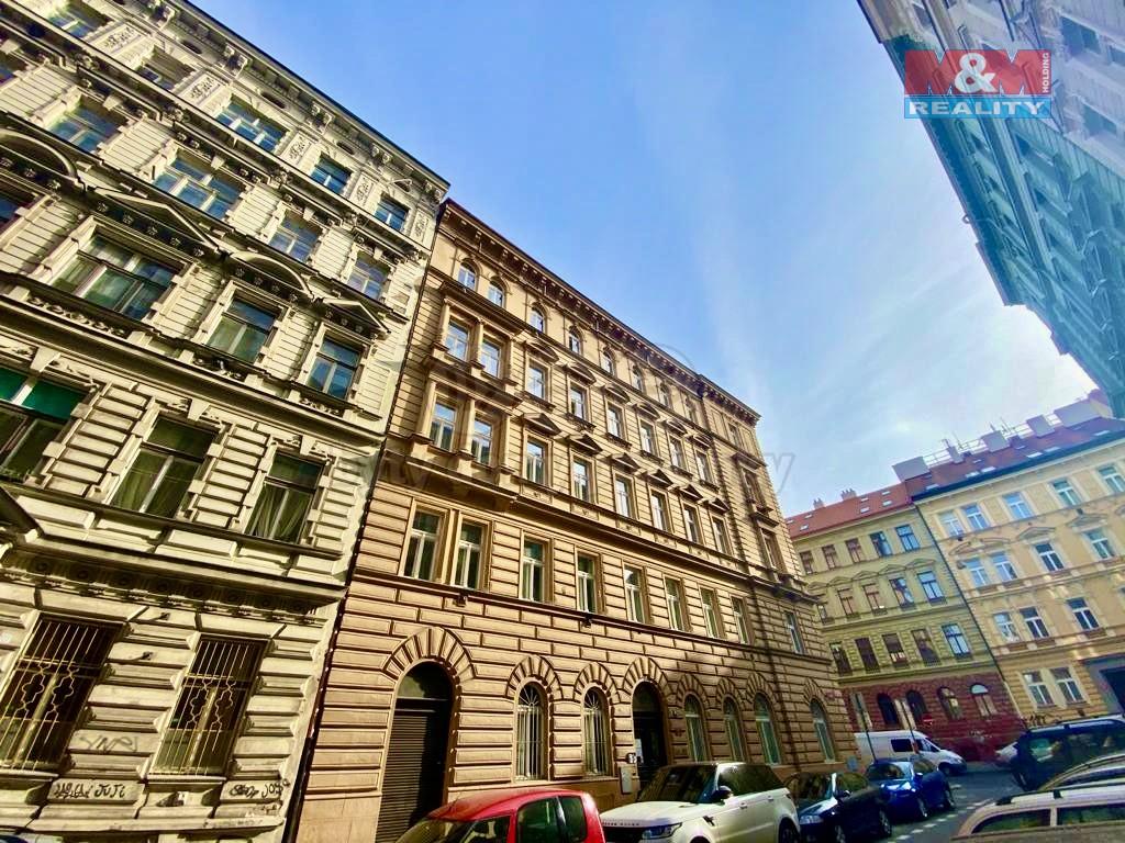 Prodej, byt 3+1, 107 m², Praha, ul. Tyršova