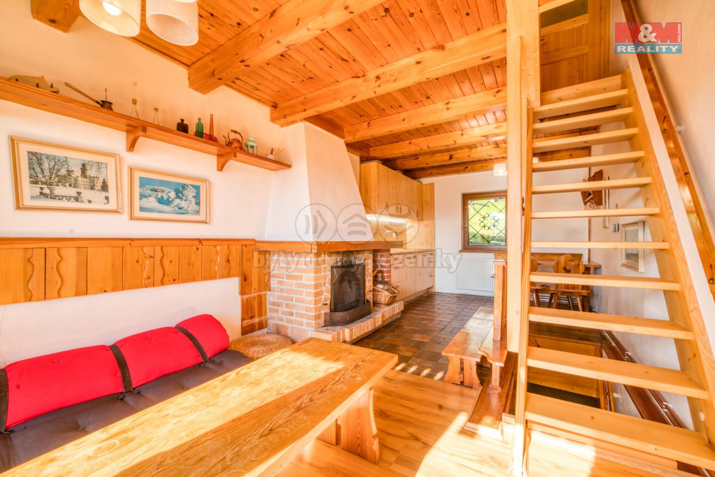 Prodej, chata, 65 m², Železná Ruda