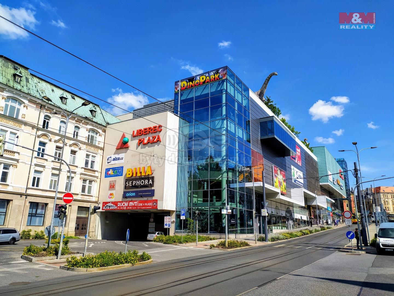 Pronájem obchod a služby, 68 m², Liberec, ul. Palachova