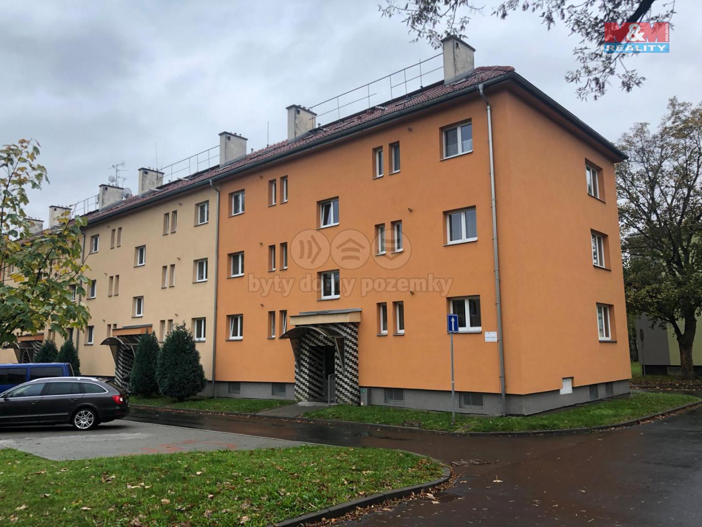 Pronájem bytu 2+1, 51 m², Přerov, ul. Jižní čtvrť I