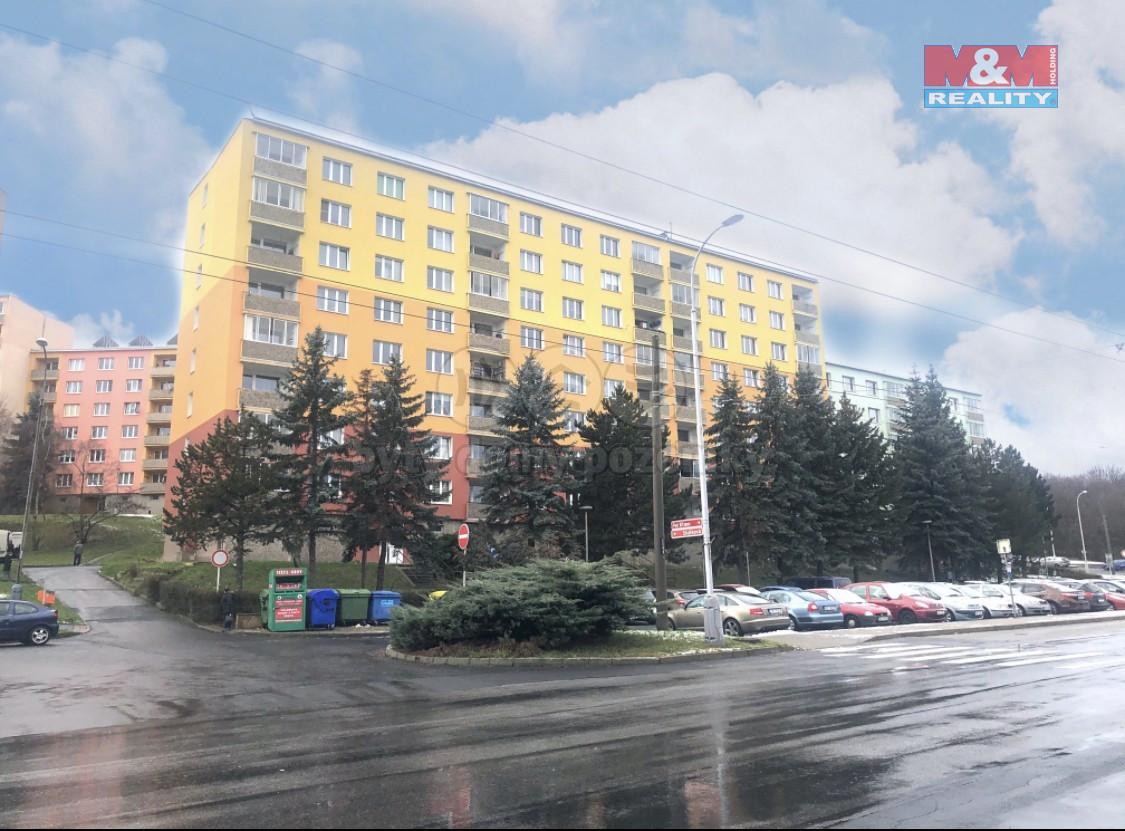 Prodej bytu 1+1, 36 m², Chomutov, ul. Skalková