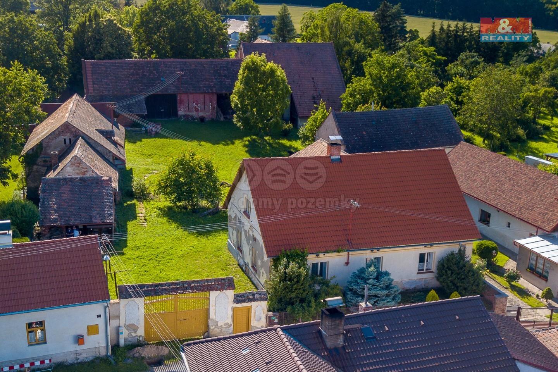 Prodej chalupy, 840 m², Zbýšov