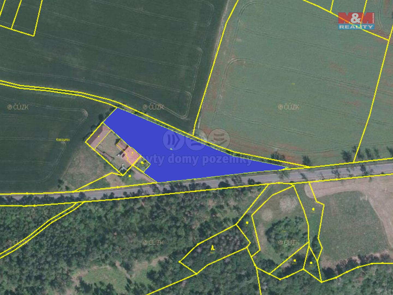 Prodej zahrady, 5199 m², Písek