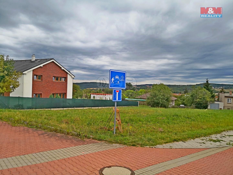 Prodej, pozemek k bydlení, 1210 m², Mníšek pod Brdy