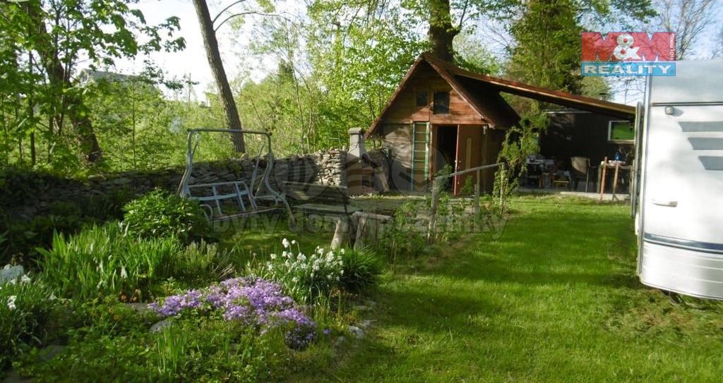 Prodej zahrady, 519 m², Razová