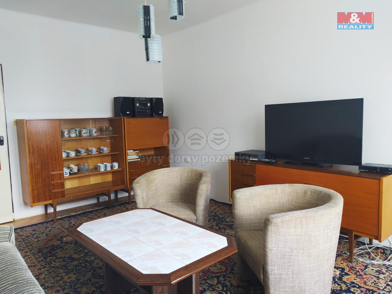 Pronájem bytu 3+1, 70 m², Opava, ul. Hany Kvapilové