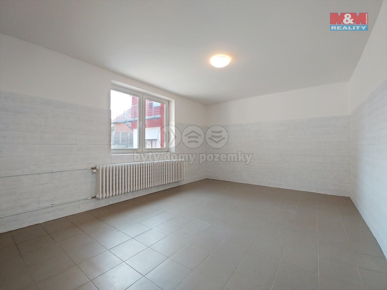 Pronájem, byt 1+1, 35 m², Křoví