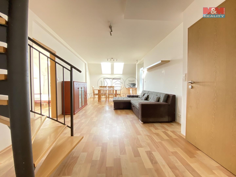 Pronájem, byt 4+kk, 102 m², Psáry