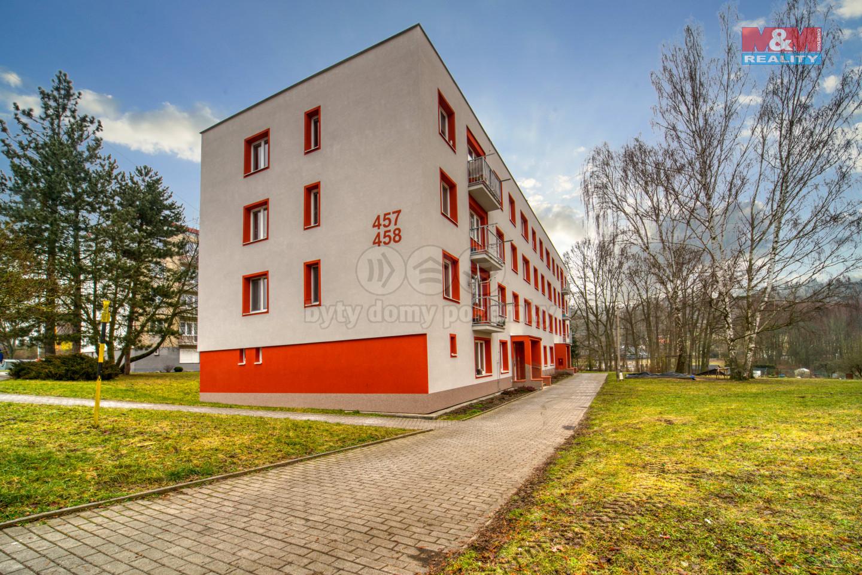 Pronájem bytu 3+1, 72 m², Planá, ul. Fučíkova