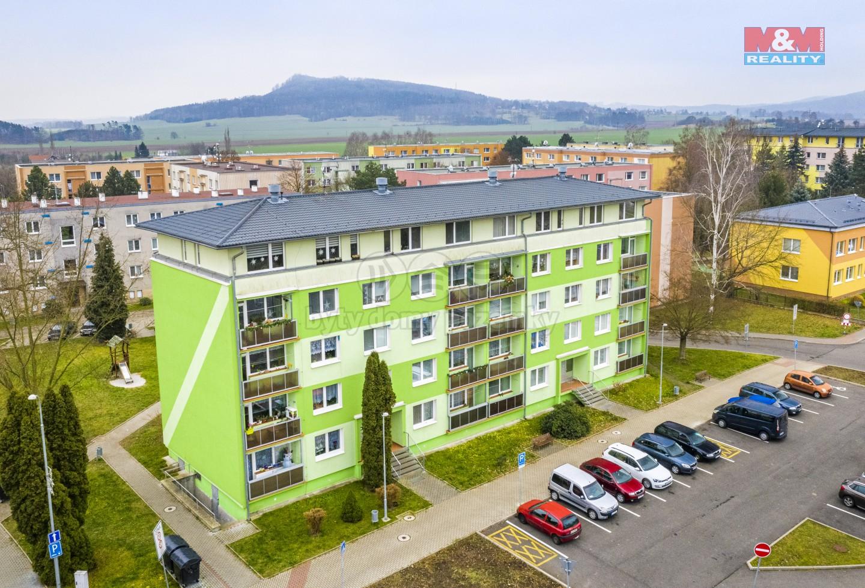 Podnájem bytu 3+1, 70 m², Doksy, ul. Pražská