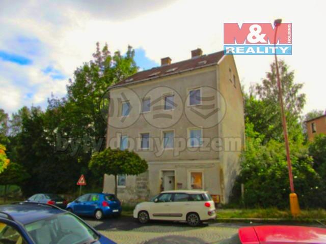 Prodej nájemního domu, 230 m², Aš, ul. Studentská