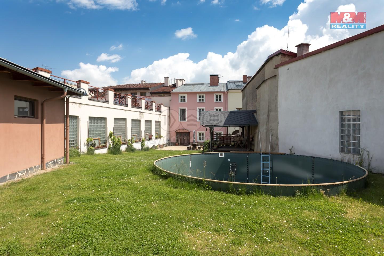 Prodej rodinného domu, 302 m², Odry, ul. Masarykovo náměstí