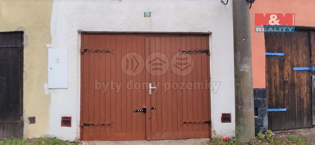 Pronájem garáže, 24 m², Habartov