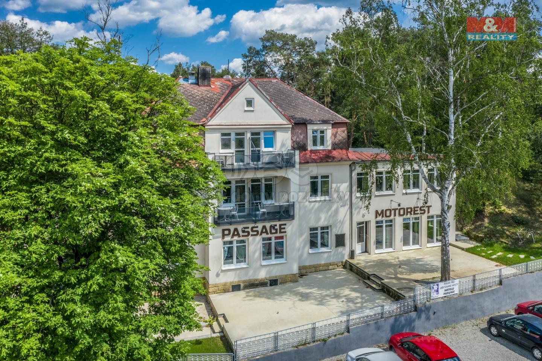 Prodej, hotel, Staré Splavy, Doksy, okres Česká Lípa