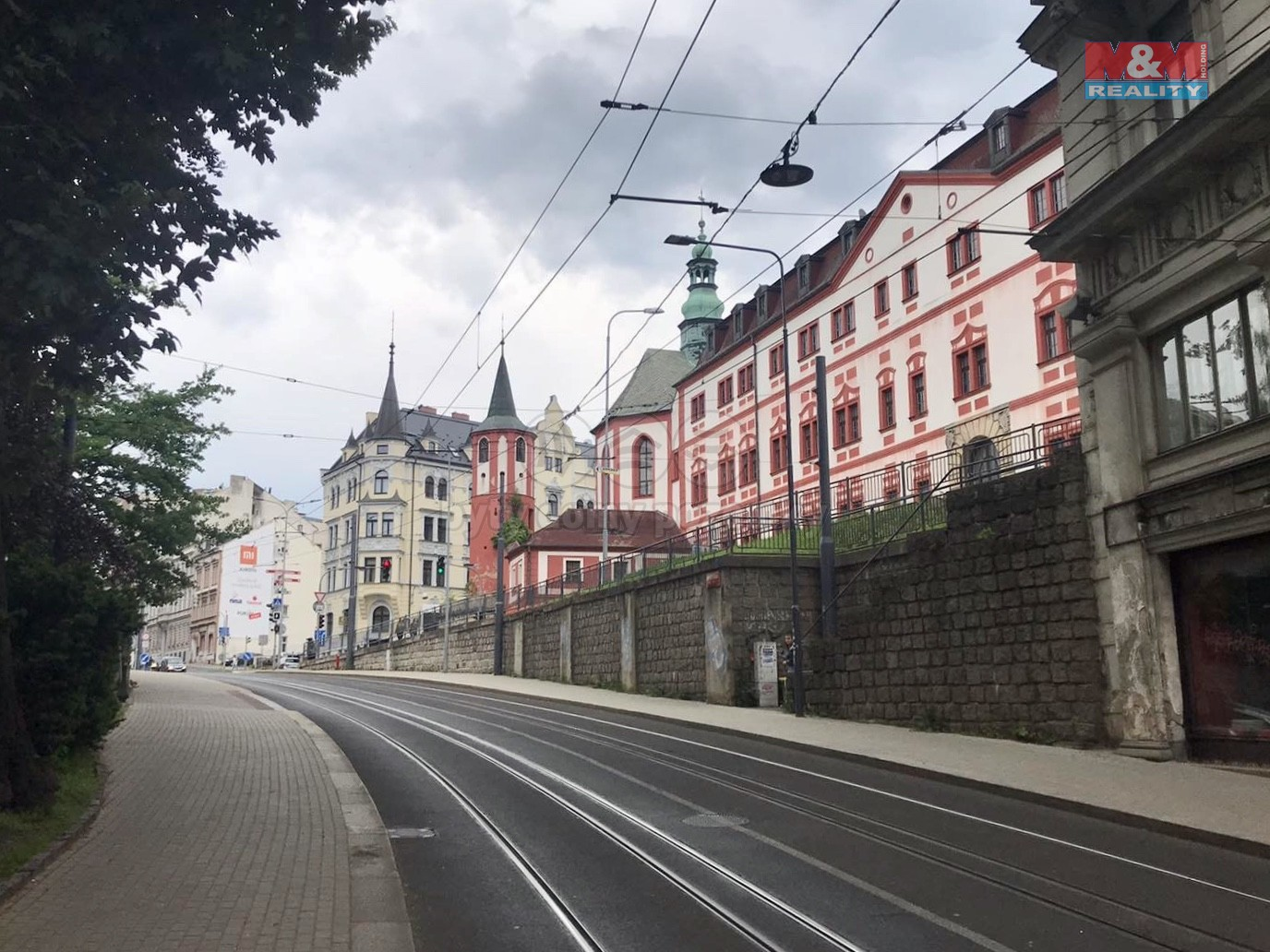 Prodej, obchod a služby, 24 m², Liberec, ul. Rumunská