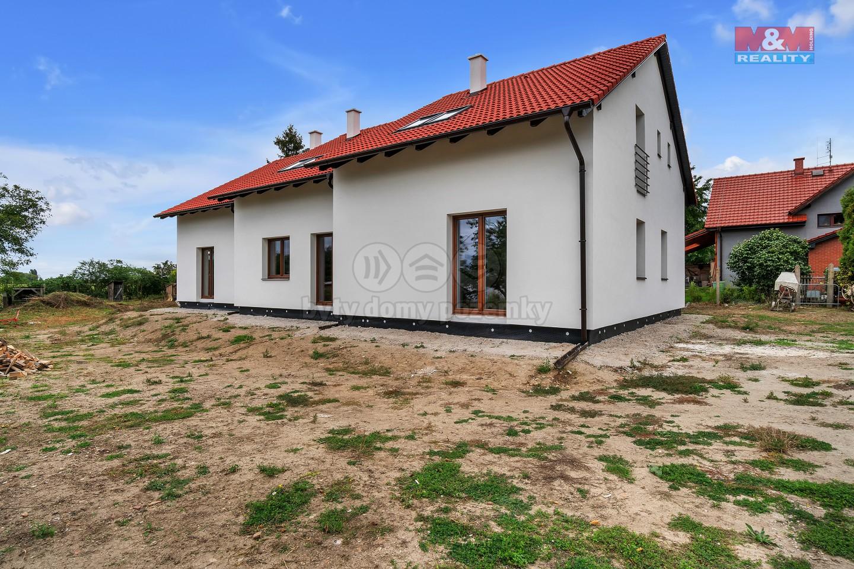 Prodej rodinného domu, 325 m², Všechlapy