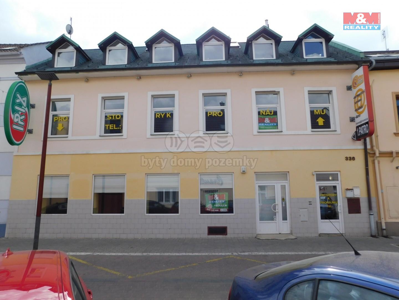 Pronájem kancelářského prostoru, 140 m², Kladno, ul. Žižkova