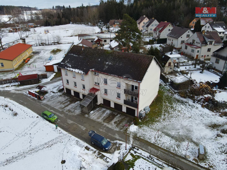 Prodej bytu 2+1, 56 m², Hospříz
