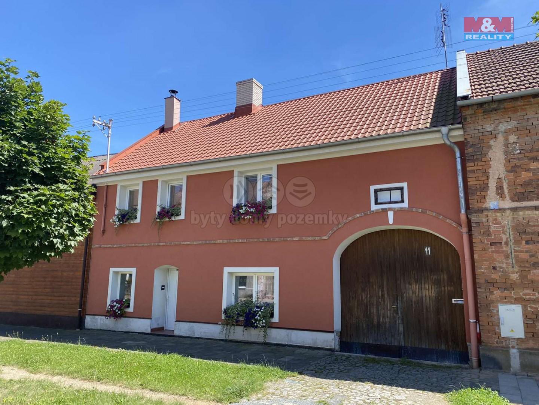 Prodej, venkovská usedlost, 1495 m², Bohuňovice