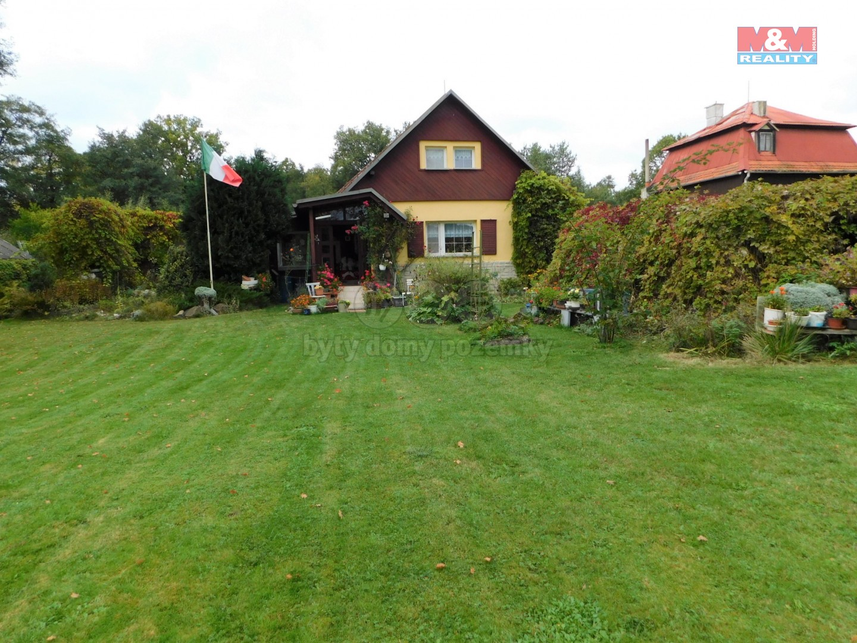 Prodej chaty 5+kk, 90 m², Cheb, Háje Šlapany