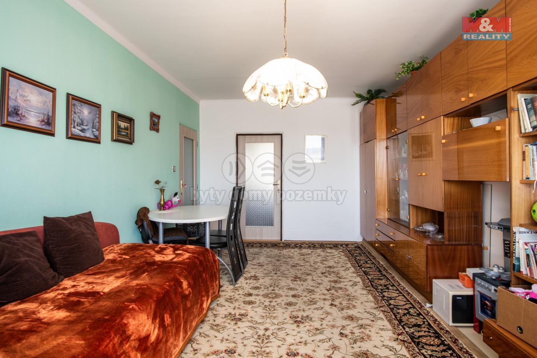 Prodej bytu 2+1, 52 m², DV, České Budějovice, ul. Plzeňská