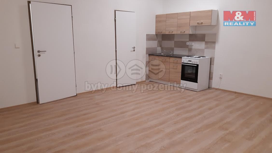 Pronájem, byt 1+kk, 30 m², Olomouc, ul. Dolní hejčínská