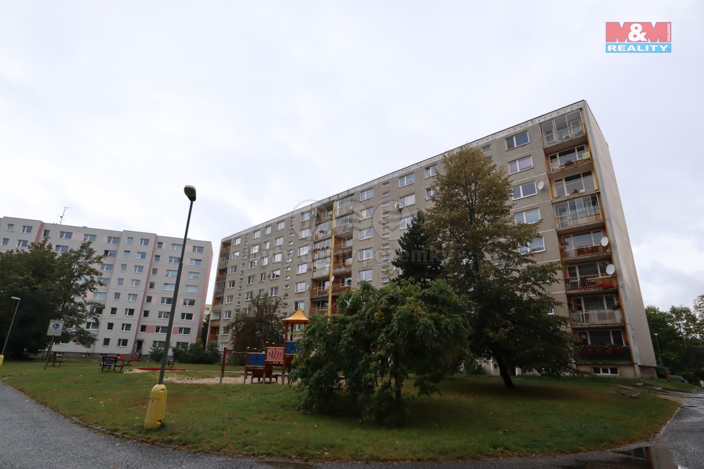 Pronájem bytu 3+1, 72 m2, Jablonec nad Nisou