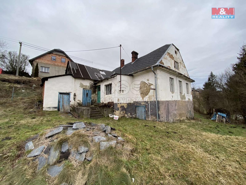 Prodej chalupy 3+1, 103 m², Jakartovice - Bohdanovice