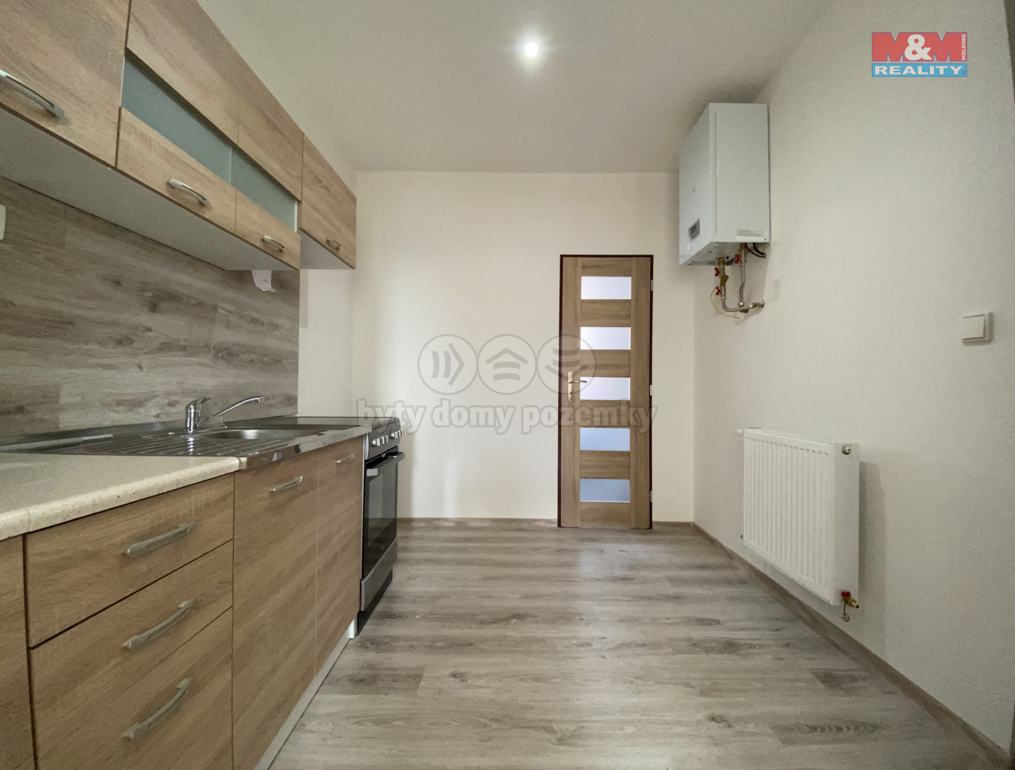 Pronájem bytu 2+1, 65 m², Krupka, ul. Jiráskova