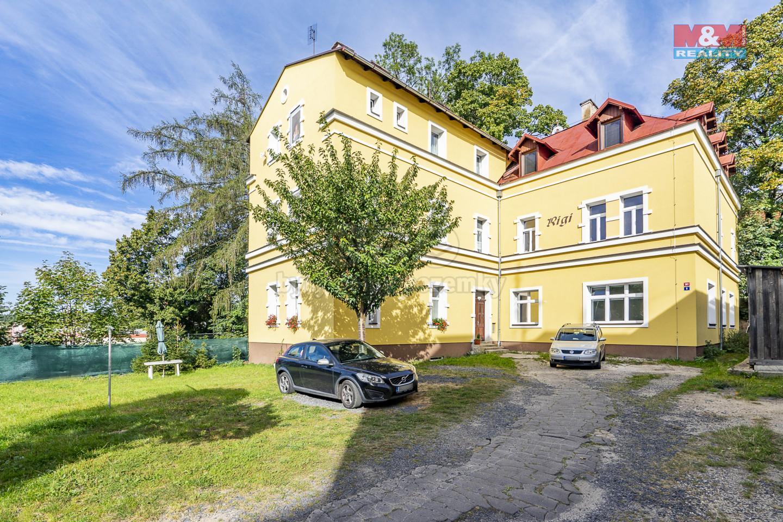 Prodej bytu 3+1, 104 m², Mariánské Lázně, ul. Luční