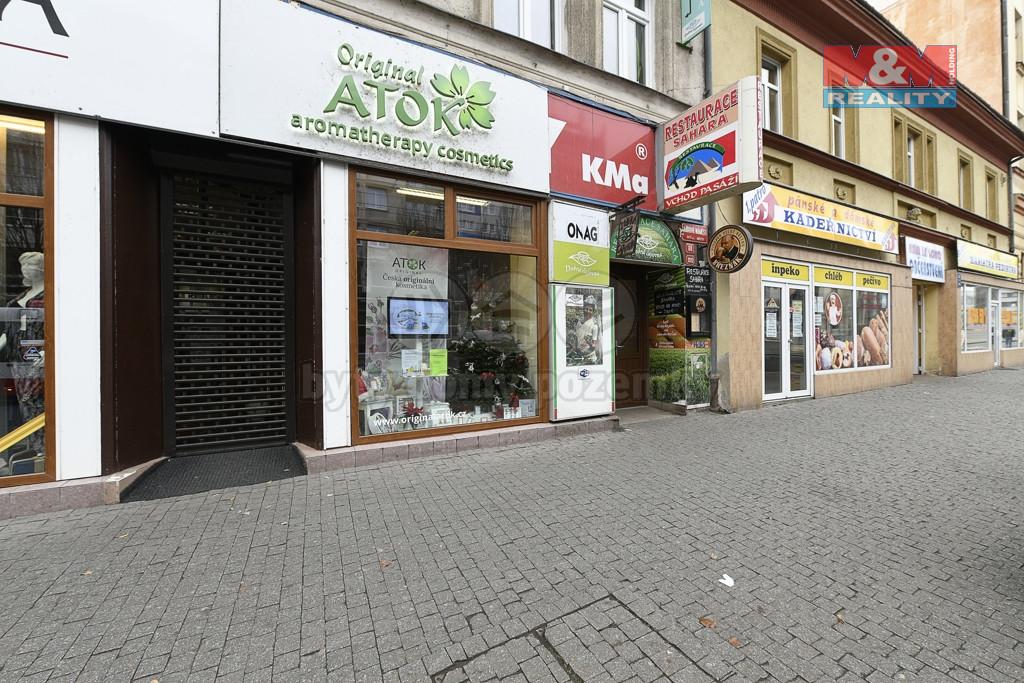 Prodej restaurace, stravování, 218 m², Ústí nad Labem