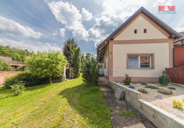Prodej rodinného domu, 581 m², Masojedy u Úval