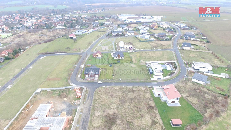 Prodej pozemku k bydlení, 1608 m², Říčany, ul. U Višní