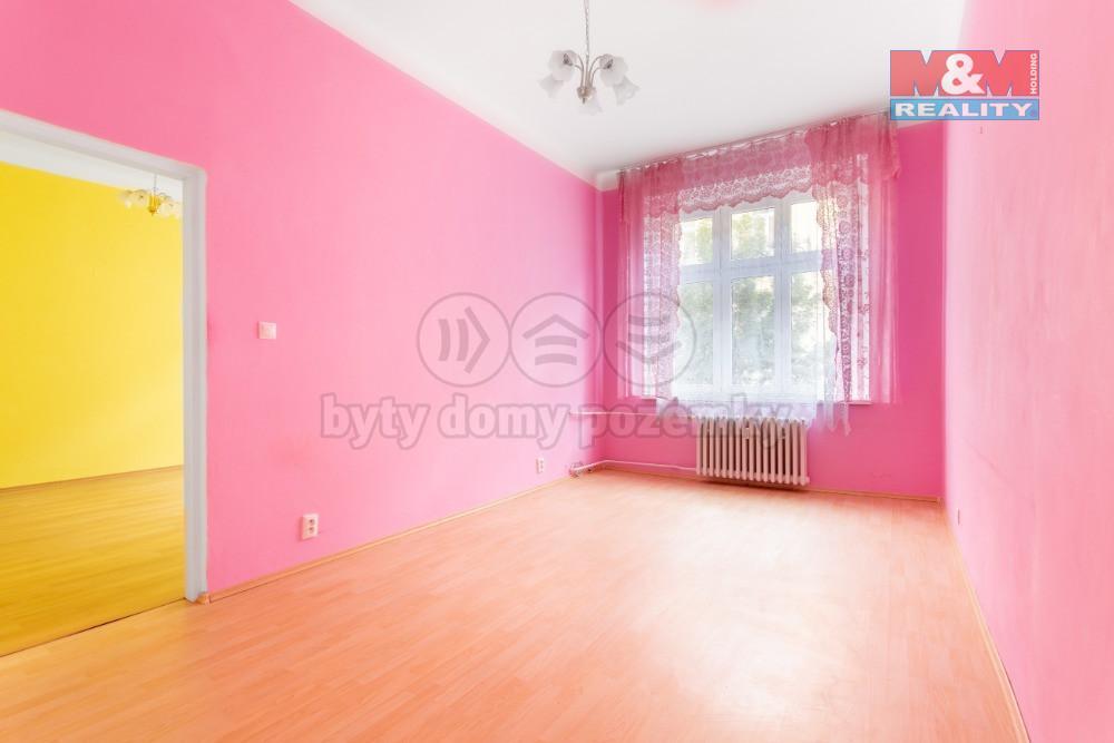 Pronájem bytu 2+1, 69 m², Karlovy Vary, ul. Foersterova