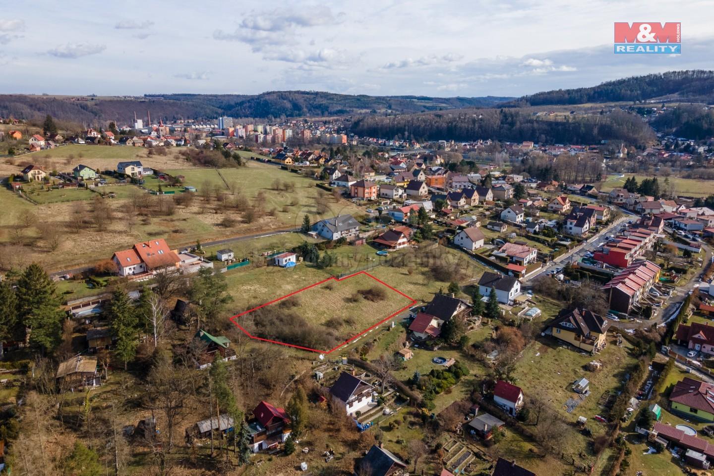 Prodej pozemku k bydlení, 1592 m², Sázava
