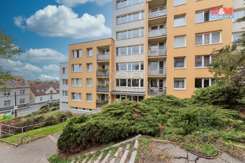 Prodej bytu 3+kk, 69 m², Praha 10 - Záběhlice, ul. Za návsí
