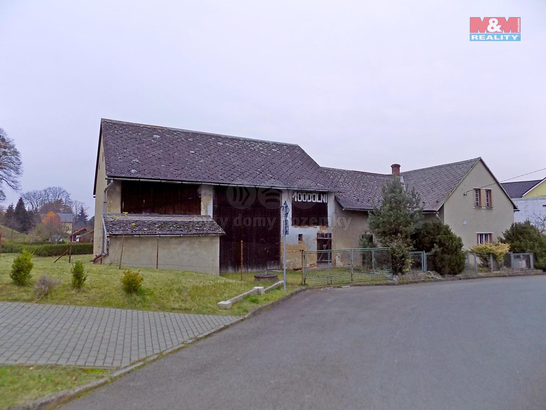 Prodej rodinného domu, Bohuslavice, ul. Lesní