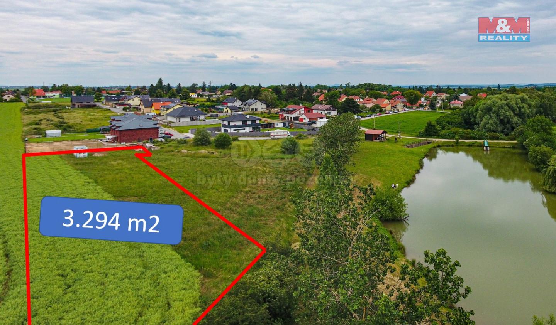 Prodej pozemku k bydlení, 3294 m², Hostouň