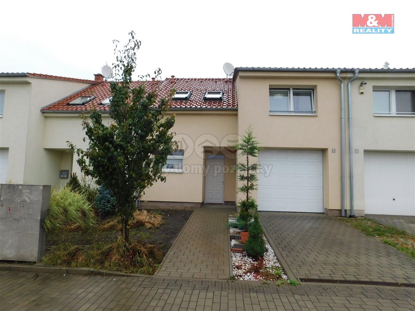 Pronájem rodinného domu 5+1, Brno