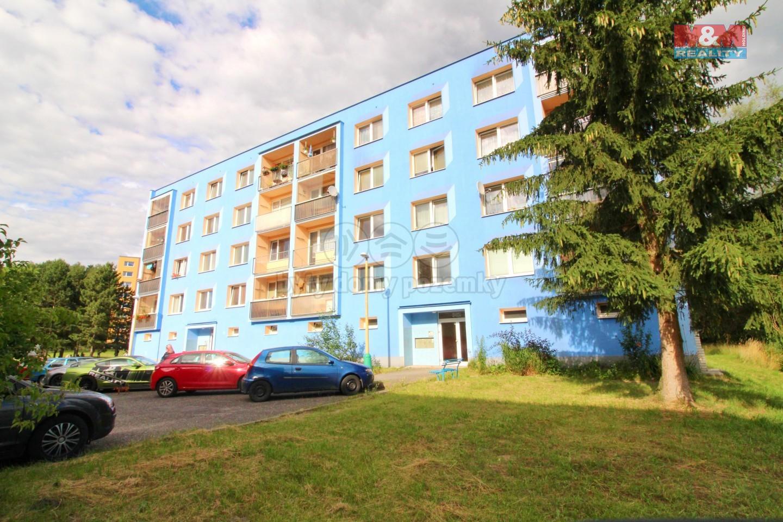 Pronájem bytu 2+kk, 34 m², Stráž pod Ralskem, ul. Máchova