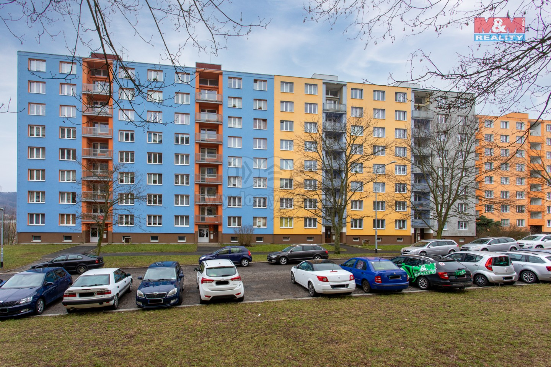 Pronájem bytu 1+1, 39 m², Sokolov, ul. Švabinského