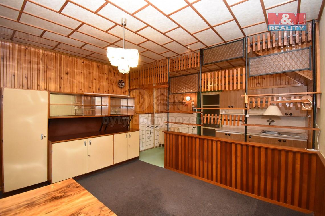 obytná kuchyň