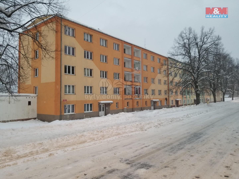 Prodej bytu 2+1 ,57 m2, OV, v Rotavě, ul. Sídliště