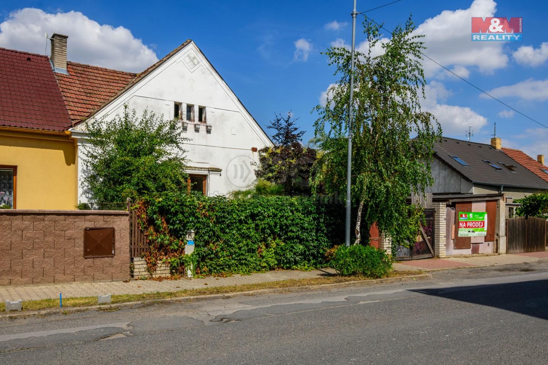 Prodej rodinného domu, 131 m², Pchery, ul. Maršála Rybalka