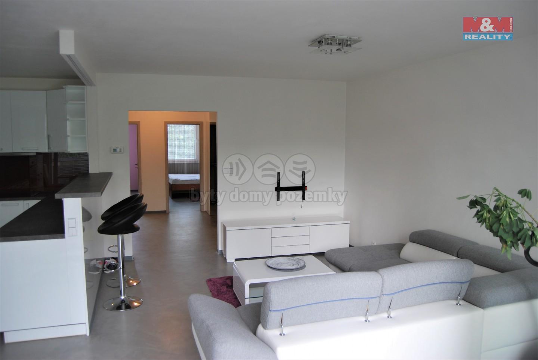 Pronájem bytu 3+kk, Praha 6 - Ruzyně