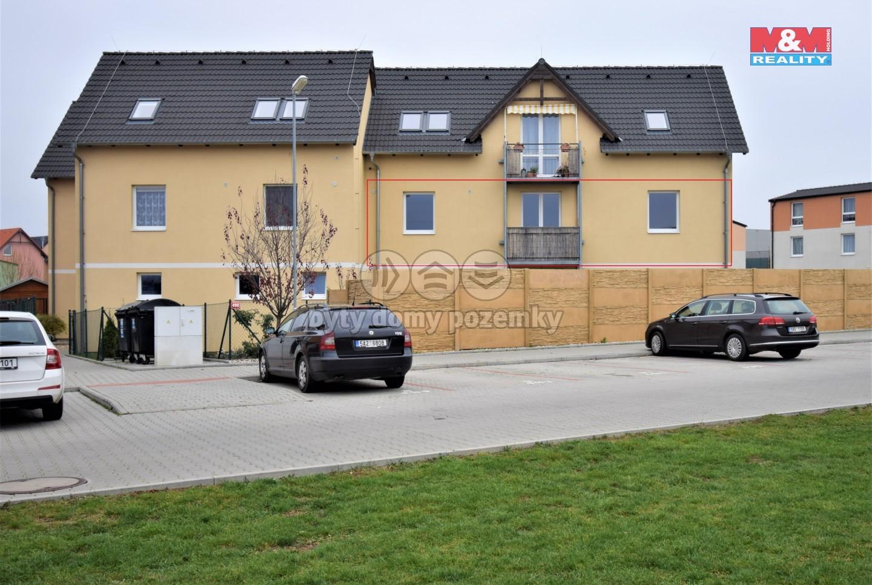 Pronájem bytu 3+kk, 69 m2, Nupaky