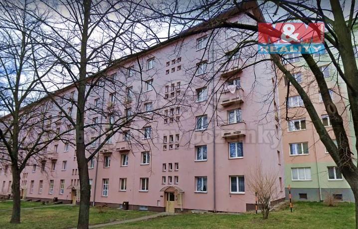 Pronájem bytu 1+kk, 24 m², Ostrava, ul. Stavební