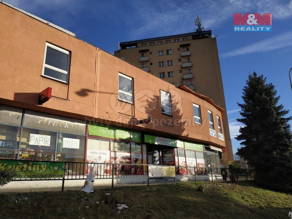 Prodej obchodního objektu, 470 m², Karviná, ul. Kosmonautů