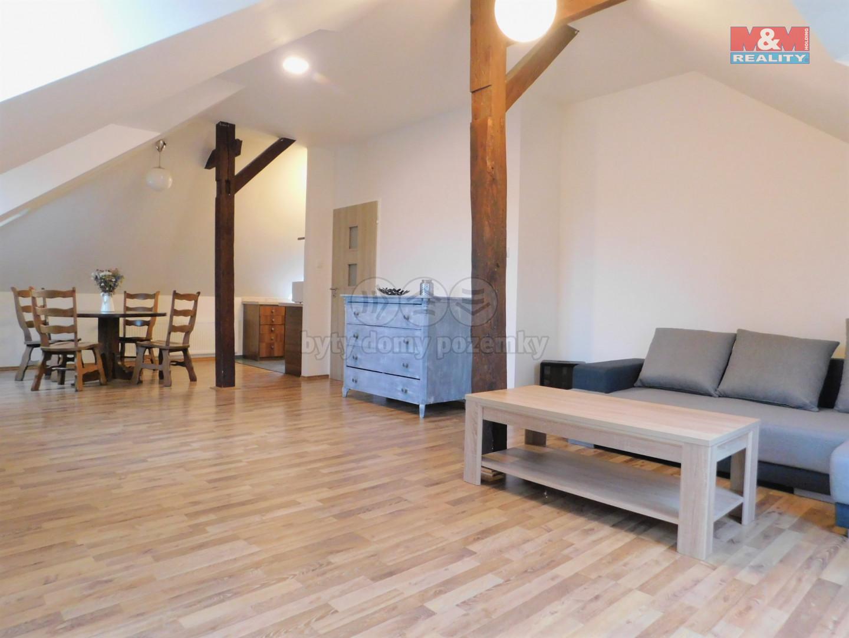 Pronájem bytu 2+kk, 98 m², Praha, ul. Nad údolím